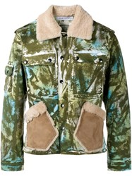 James Long Printed Jacket