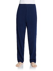 Saks Fifth Avenue Cashmere Lounge Pants Navy