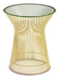 Knoll Platner Gold Side Table