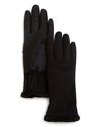 Urban Research Ur Madison Tech Gloves Black