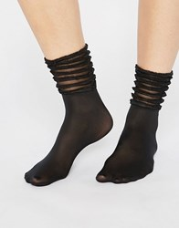 Jonathan Aston Rar Rar Sock Black