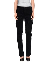 Zadig And Voltaire Casual Pants Black