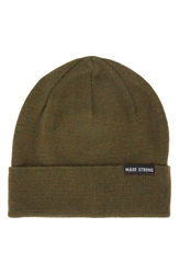A. Kurtz 'Knox' Knit Cap Military
