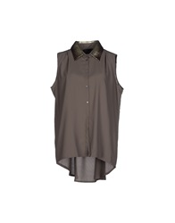 Hotel Particulier Shirts Military Green