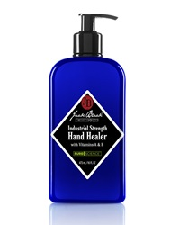 Jack Black Industrial Strength Hand Healer 16 Oz. Black