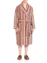 Paul Smith Multi Striped Robe