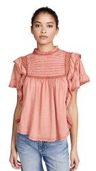 Free People Le Femme Top Canyon Arroyo