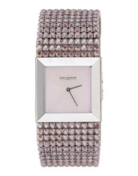 Daniel Swarovski Wrist Watches Pink