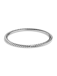 David Yurman Cable Classics Bangle No Color