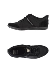 Calvin Klein Jeans Low Tops And Trainers Black