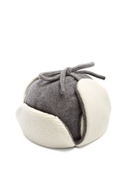 Federica Moretti Sno 1 Hat Light Grey