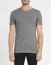 Minimum Grey Makora Round Neck T Shirt