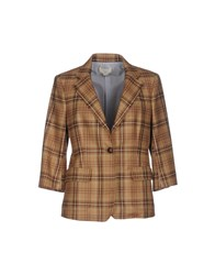 Boy By Band Of Outsiders Blazers Camel