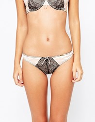 Ultimo Vivian Thong Blush
