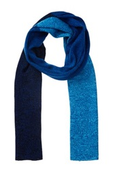 Rogue Colorblock Scarf Blue