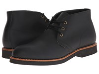 Red Wing Shoes Foreman Chukka Black Harness Men's Lace Up Boots