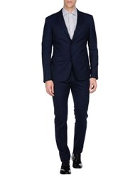 Moschino Suits And Jackets Suits Men Dark Blue