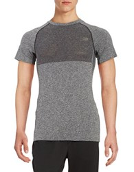 New Balance Moisture Wicking Tee Black