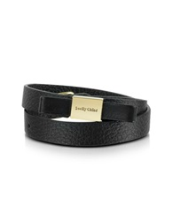 See By Chlo Nora Leather Bracelet