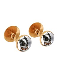 Foundwell Vintage Cufflinks And Tie Clips Gold