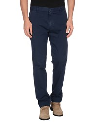 Ermanno Scervino Trousers Casual Trousers Men Dark Blue