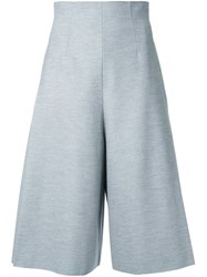 Rito Wide Fit Short Trousers Grey