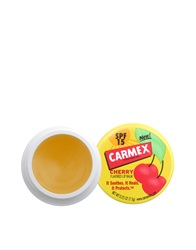 Carmex Cherry Flavoured Lip Balm Pot Cherryflavoured