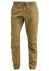 Element Cadet Trousers Canyon Khaki