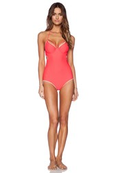 Somedays Lovin Blazin One Piece Coral