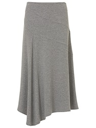 Betty Barclay Long Panelled Skirt Grey