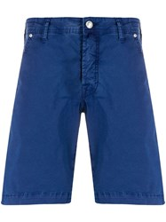 Jacob Cohen Fitted Bermuda Shorts 60