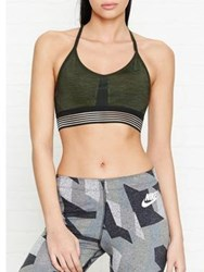Nike Pro Classic Cooling Training Bra Volt Black