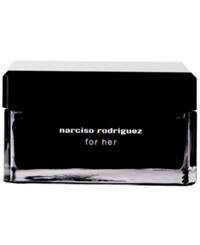 Narciso Rodriguez For Her Body Cream 5.2 Oz