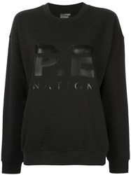 P.E Nation Driver Sweatshirt Black
