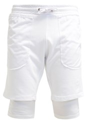 Antioch Tracksuit Bottoms White