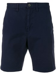 Paul Smith Ps By Chino Shorts Blue