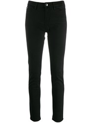 Love Moschino Slim Fit Tapered Jeans Blue