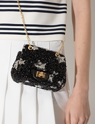Pixie Market Mini Sequined Star Bag