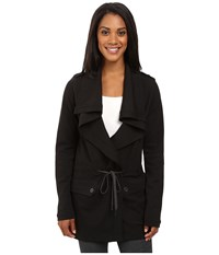 Lole Barbara Jacket Black Women's Coat