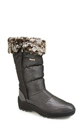 Women's Pajar 'Varsovie 2' Waterproof Boot Charcoal
