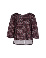 Hope Collection Shirts Blouses Women Cocoa