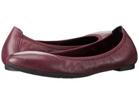 Born Rozalee Berry Full Grain Leather Women's Flat Shoes Red