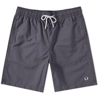 Fred Perry Textured Swim Short Grey