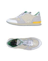 Le Crown Footwear Low Tops And Trainers Women Ivory