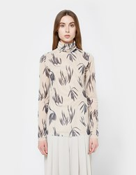 Just Female Amory Rollneck Blouse Fern