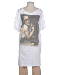 A Fault Short Sleeve T Shirts White