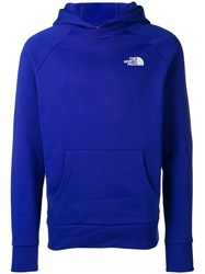 The North Face Lapis Blue Hoodie