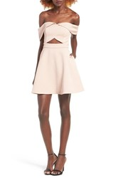 Keepsake Women's The Label Apollo Minidress Nude