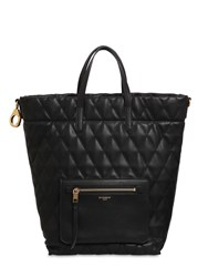 Givenchy Small Duo Quilted Backpack Black