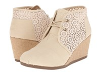 Bobs From Skechers High Notes Rocket Natural Women's Lace Up Boots Beige